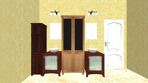 master bathroom opt - Bathroom - by yajones0218