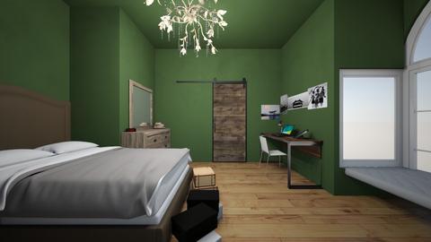 room - Bedroom  - by mollieschafer20