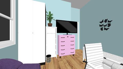 MyRoom - Bedroom - by _xAbigailx_