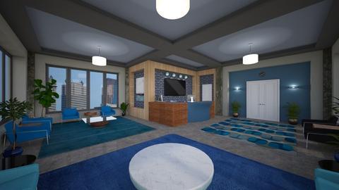 Reception Area - Modern - Office - by Pirschjaeger