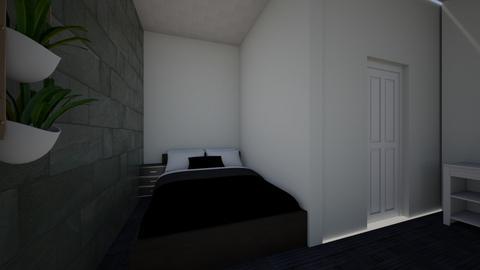 isepien - Bedroom  - by ise natuurijk