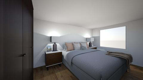 Habitacion Bogota - Modern - Bedroom  - by Maf_Caon