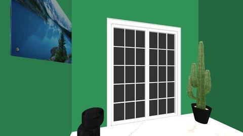 Mattie Wineland - Modern - Bedroom  - by mattierwineland