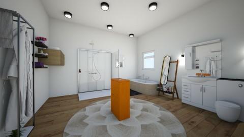 spa day - Glamour - Bathroom  - by FJ Bah