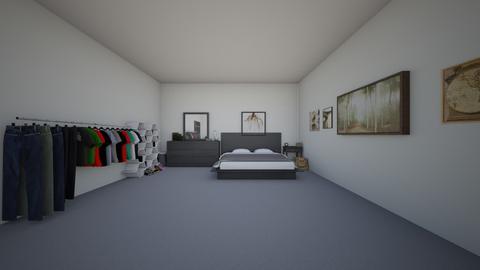 Sitting Room - Modern - by lilly_r