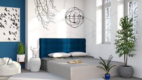 Yeti - Modern - Bedroom  - by millerfam