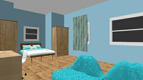 Dream room - Modern - Bedroom - by SabSmith21