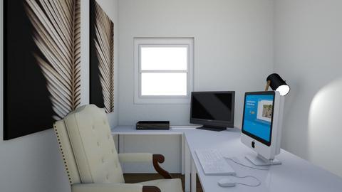 Estudio Eric - Bedroom  - by mimiwaldorf