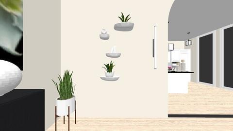 house d3 - Dining room  - by nikolinajadanic