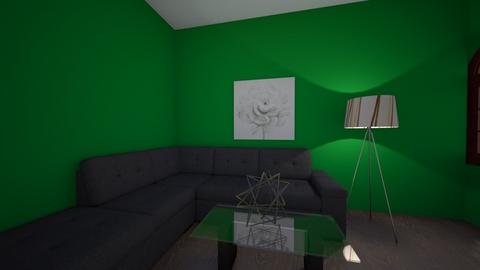 a - Living room  - by Bakerb