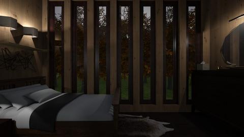 Cabin Bedroom - Bedroom  - by Merdog