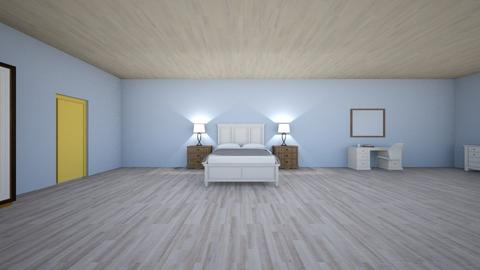 Modern Greek Bedroom - Country - Bedroom  - by Rodrigo Aguilera Rodriguez