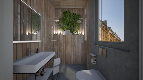 Casa209Bathroom - Eclectic - Bathroom  - by nickynunes