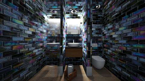 Loft - Bathroom  - by flacazarataca_1