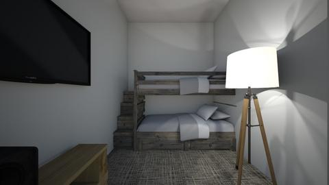 BEDROOM - Modern - Bedroom  - by shaunthearchitect
