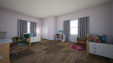room 2 - Kids room  - by angeln1