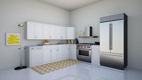 Kitchen - by carolinesd