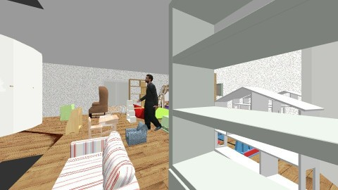 Lumina library f ground - Eclectic - Office  - by lumina