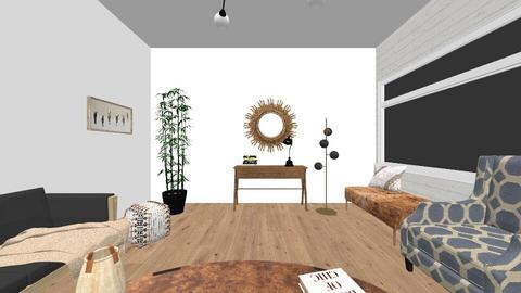 Abby Youngs room - Kitchen  - by PWAstudent