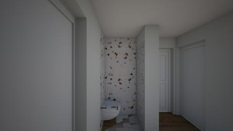 Mom Toilet 1 - Bathroom  - by Vilislava