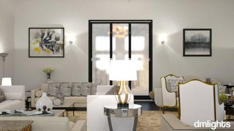 Living Principal - Living room - by DMLights-user-1310825
