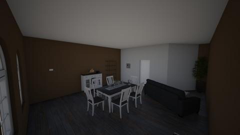 josh - Modern - Bedroom  - by lraucci