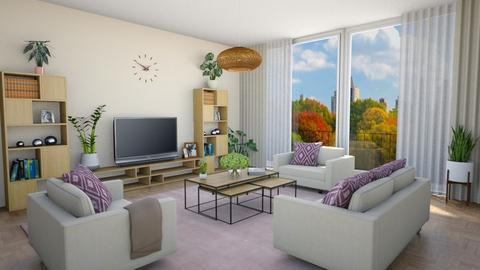 Tribute to Conran - Living room  - by Vicesz