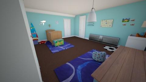 Babys Bedroom 4 - Kids room - by Suzanne Hoskins