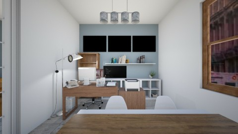 Headquarter - Office  - by didi_