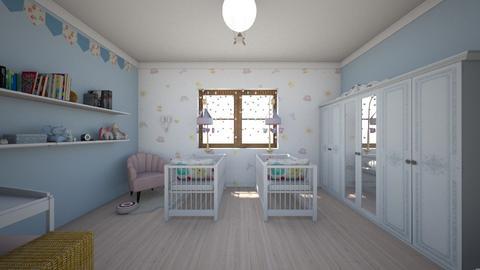 TI7 - Kids room  - by AleksandraZaworska98