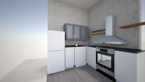 kkkk - Kitchen - by toropchenov