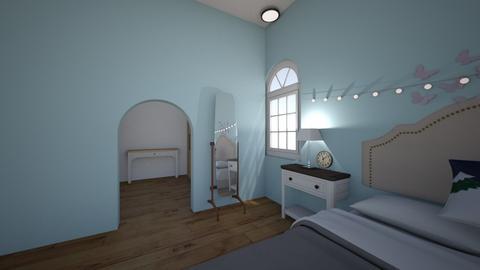 art proj - Bedroom - by natasha_13