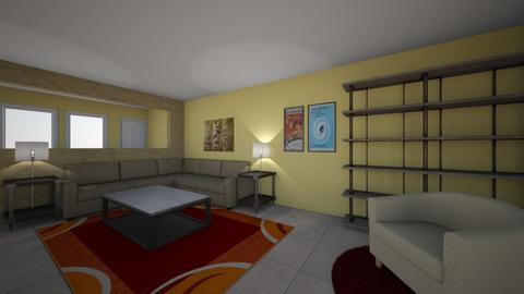 Living - Living room  - by areeser
