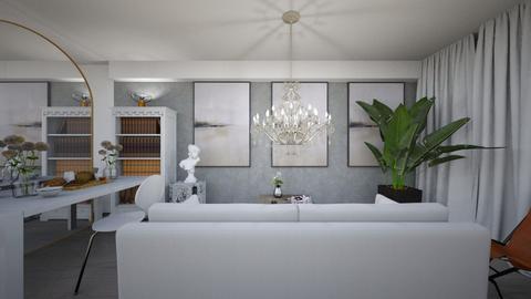 Duplicate Room 2 - Living room  - by sgabraki