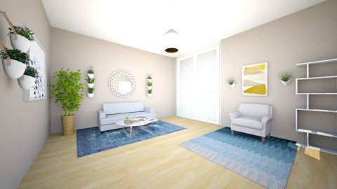 Summer Spring266 - Living room  - by InspiredRK