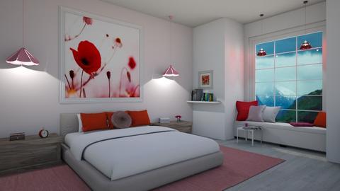 poppy - Bedroom  - by fippydude