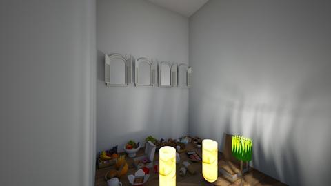 Mini Food Room - Modern - by chiaojt