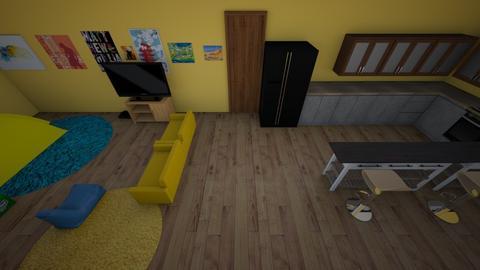 livingroom 1 - Living room  - by paytono