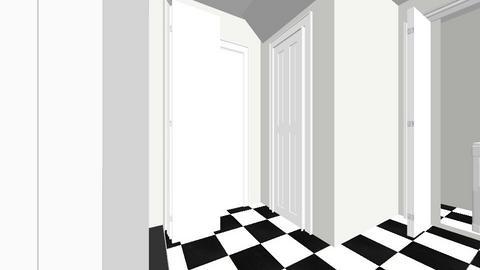 Basement Bathroom - Modern - Bathroom - by jpuetthoff