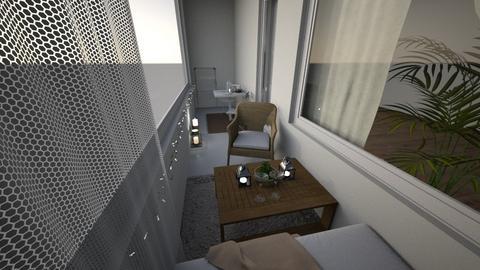 Balcony v2 - by hertn