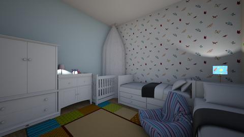 HOME - Kids room - by lpetrova96