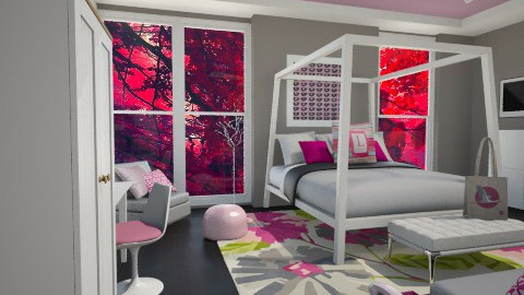my room - Bedroom - by jadyn