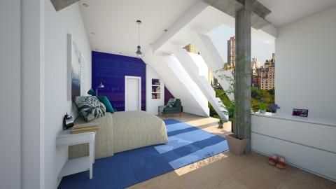 weird taste - Modern - Bedroom  - by Evangeline_The_Unicorn