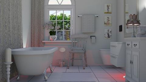 shabby chic bath - by Joanne Galle_680