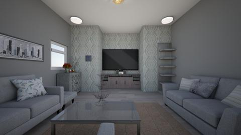 living room one  - Modern - Living room  - by Hassan  Alib