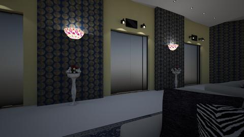 Apartment Lift Lobby - Modern - by Ravina_9069