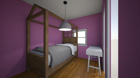 murphy bedroom1 - Kids room - by freshndaktchn