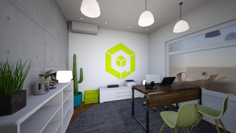 office room x1 - Kitchen - by APEXDESIGN