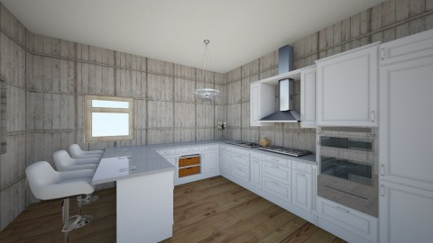 Elso - Minimal - Kitchen  - by Monicsillag