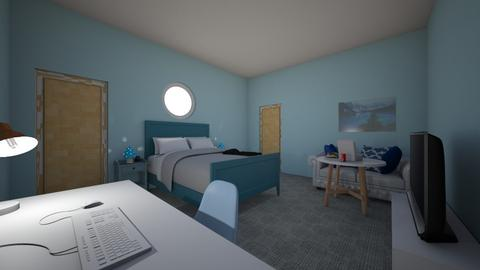 passion project 3 - Kids room  - by 0249569